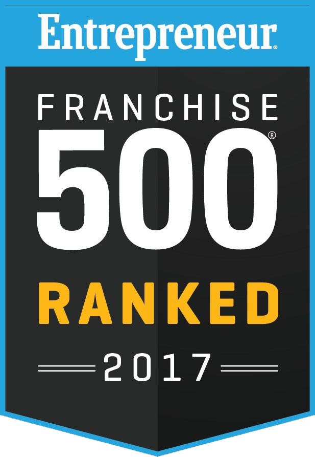 N-Hance Entrepreneur Franchise 500 Ranked 2017 Logo