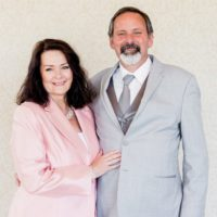 N-Hance Franchisee Andy Rozo and his wife
