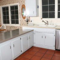 Nhance after picture of remodeled kitchen