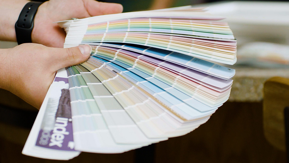N-Hance franchise color swatches